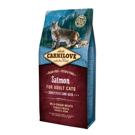 Carnilove Chat Adulte Salmon 6 kilos