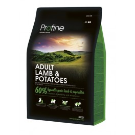 Profine Adulte Lamb - Agneau 3 kg