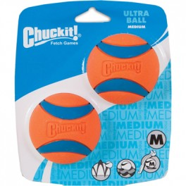 ultra ball pack de 2 chuckit